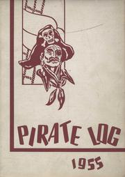 1955 Edition, Reliance High School - Pirate Log Yearbook (Reliance, WY)