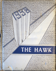 1958 Edition, Hawk Springs High School - Hawk Yearbook (Hawk Springs, WY)