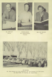 Page 11, 1952 Edition, Fort Laramie High School - Pioneer Yearbook (Fort Laramie, WY) online yearbook collection