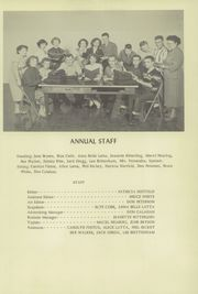 Page 13, 1952 Edition, Fort Laramie High School - Pioneer Yearbook (Fort Laramie, WY) online yearbook collection