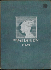 1929 Edition, Riverside High School - Mercury Yearbook (Milwaukee, WI)