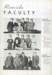 Page 14, 1937 Edition, Riverside High School - Mercury Yearbook (Milwaukee, WI) online yearbook collection