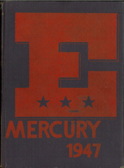 1947 Edition, Riverside High School - Mercury Yearbook (Milwaukee, WI)