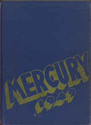 1949 Edition, Riverside High School - Mercury Yearbook (Milwaukee, WI)