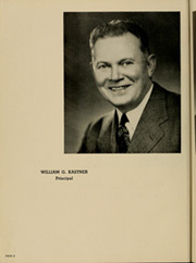 Page 10, 1949 Edition, Riverside High School - Mercury Yearbook (Milwaukee, WI) online yearbook collection
