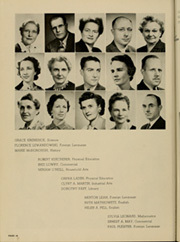 Page 14, 1949 Edition, Riverside High School - Mercury Yearbook (Milwaukee, WI) online yearbook collection