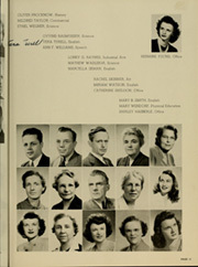 Page 15, 1949 Edition, Riverside High School - Mercury Yearbook (Milwaukee, WI) online yearbook collection