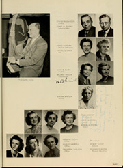 Page 13, 1950 Edition, Riverside High School - Mercury Yearbook (Milwaukee, WI) online yearbook collection