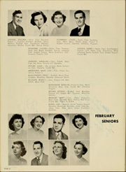 Page 16, 1950 Edition, Riverside High School - Mercury Yearbook (Milwaukee, WI) online yearbook collection