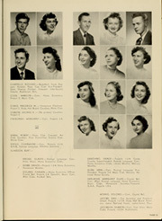 Page 17, 1950 Edition, Riverside High School - Mercury Yearbook (Milwaukee, WI) online yearbook collection