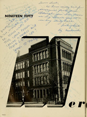 Page 6, 1950 Edition, Riverside High School - Mercury Yearbook (Milwaukee, WI) online yearbook collection