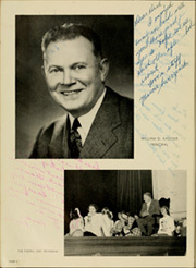 Page 8, 1950 Edition, Riverside High School - Mercury Yearbook (Milwaukee, WI) online yearbook collection