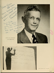 Page 9, 1950 Edition, Riverside High School - Mercury Yearbook (Milwaukee, WI) online yearbook collection