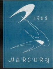 1963 Edition, Riverside High School - Mercury Yearbook (Milwaukee, WI)