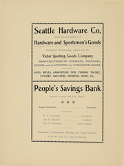 Page 11, 1903 Edition, University of Washington - Tyee Yearbook (Seattle, WA) online yearbook collection