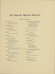 Page 16, 1903 Edition, University of Washington - Tyee Yearbook (Seattle, WA) online yearbook collection