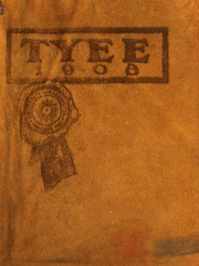 Page 1, 1908 Edition, University of Washington - Tyee Yearbook (Seattle, WA) online yearbook collection