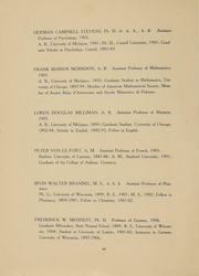 Page 13, 1908 Edition, University of Washington - Tyee Yearbook (Seattle, WA) online yearbook collection