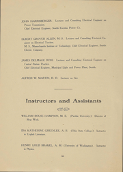 Page 15, 1908 Edition, University of Washington - Tyee Yearbook (Seattle, WA) online yearbook collection