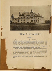 Page 3, 1908 Edition, University of Washington - Tyee Yearbook (Seattle, WA) online yearbook collection