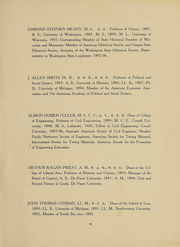 Page 8, 1908 Edition, University of Washington - Tyee Yearbook (Seattle, WA) online yearbook collection