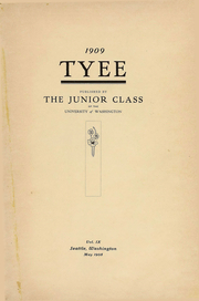 Page 3, 1909 Edition, University of Washington - Tyee Yearbook (Seattle, WA) online yearbook collection