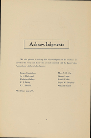 Page 6, 1909 Edition, University of Washington - Tyee Yearbook (Seattle, WA) online yearbook collection