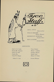 Page 7, 1909 Edition, University of Washington - Tyee Yearbook (Seattle, WA) online yearbook collection