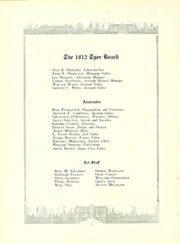 Page 12, 1912 Edition, University of Washington - Tyee Yearbook (Seattle, WA) online yearbook collection