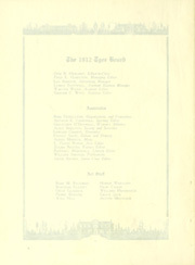 Page 14, 1912 Edition, University of Washington - Tyee Yearbook (Seattle, WA) online yearbook collection