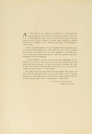 Page 12, 1922 Edition, University of Washington - Tyee Yearbook (Seattle, WA) online yearbook collection