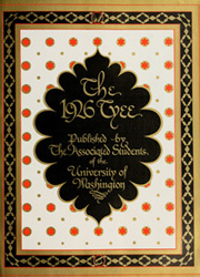 Page 9, 1926 Edition, University of Washington - Tyee Yearbook (Seattle, WA) online yearbook collection