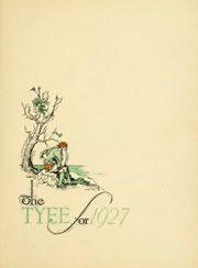 Page 7, 1927 Edition, University of Washington - Tyee Yearbook (Seattle, WA) online yearbook collection