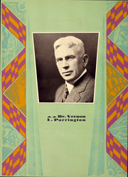 Page 7, 1929 Edition, University of Washington - Tyee Yearbook (Seattle, WA) online yearbook collection
