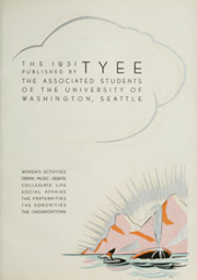 Page 7, 1931 Edition, University of Washington - Tyee Yearbook (Seattle, WA) online yearbook collection