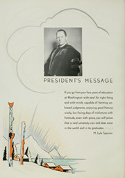 Page 8, 1931 Edition, University of Washington - Tyee Yearbook (Seattle, WA) online yearbook collection