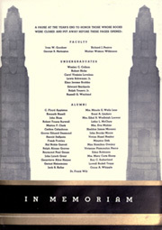 Page 11, 1932 Edition, University of Washington - Tyee Yearbook (Seattle, WA) online yearbook collection