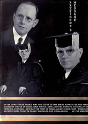 Page 8, 1932 Edition, University of Washington - Tyee Yearbook (Seattle, WA) online yearbook collection
