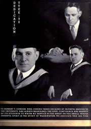Page 9, 1932 Edition, University of Washington - Tyee Yearbook (Seattle, WA) online yearbook collection