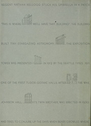 Page 2, 1933 Edition, University of Washington - Tyee Yearbook (Seattle, WA) online yearbook collection