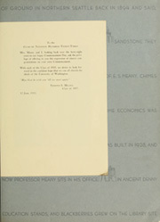 Page 3, 1933 Edition, University of Washington - Tyee Yearbook (Seattle, WA) online yearbook collection