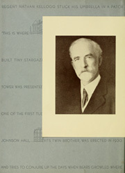Page 4, 1933 Edition, University of Washington - Tyee Yearbook (Seattle, WA) online yearbook collection