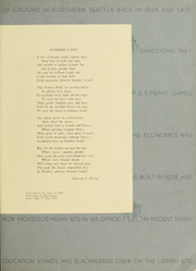 Page 5, 1933 Edition, University of Washington - Tyee Yearbook (Seattle, WA) online yearbook collection