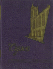 Page 1, 1951 Edition, University of Washington - Tyee Yearbook (Seattle, WA) online yearbook collection