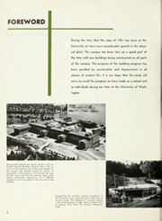 Page 10, 1951 Edition, University of Washington - Tyee Yearbook (Seattle, WA) online yearbook collection