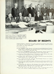 Page 17, 1951 Edition, University of Washington - Tyee Yearbook (Seattle, WA) online yearbook collection