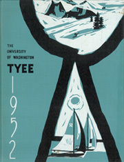 1952 Edition, University of Washington - Tyee Yearbook (Seattle, WA)