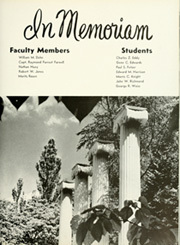 Page 17, 1952 Edition, University of Washington - Tyee Yearbook (Seattle, WA) online yearbook collection