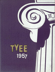 1957 Edition, University of Washington - Tyee Yearbook (Seattle, WA)