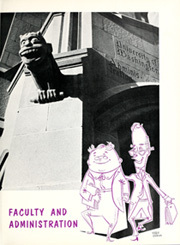 Page 15, 1957 Edition, University of Washington - Tyee Yearbook (Seattle, WA) online yearbook collection